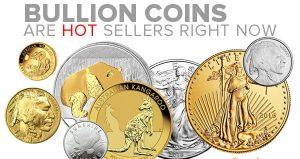 bulllion coins